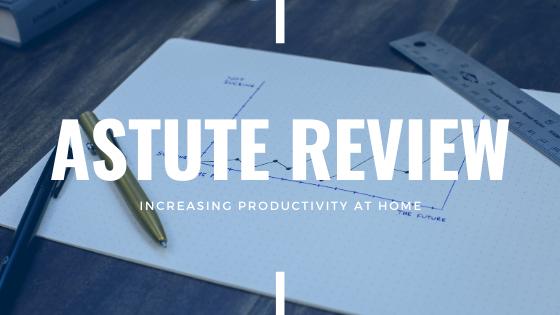 Increase Productivity At Home