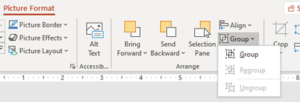 How to Group Objects in PowerPoint
