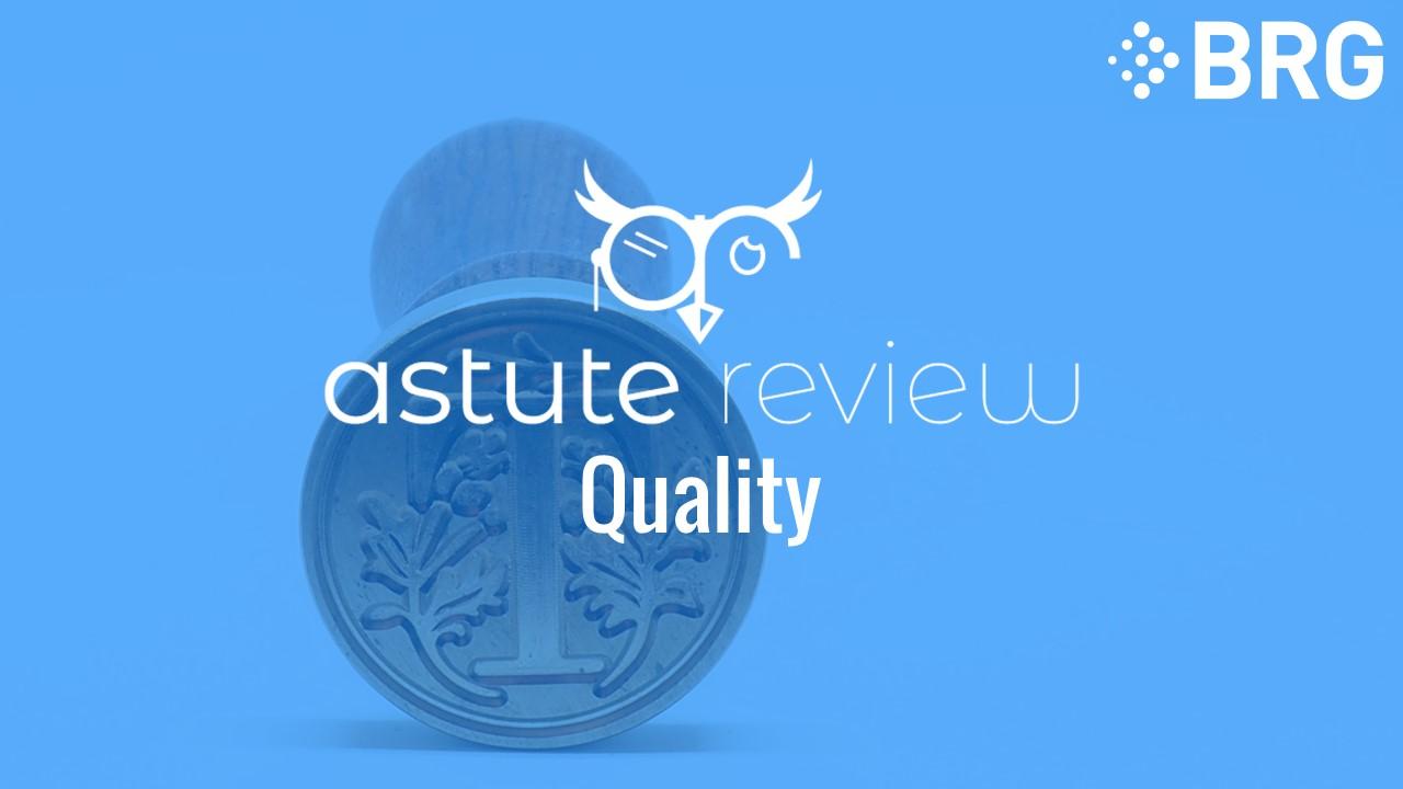 Astute Quality
